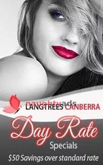 Image of Canberra Escort Day Rates Promo